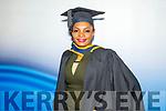 Petra Ojogun from Tralee (Bs Nursing Studies) graduating from I T Tralee on Friday.
