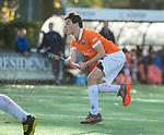 BLOEMENDAAL  -  Kiet Citroen (Bl'daal)  , competitiewedstrijd junioren  landelijk  Bloemendaal JA1-Nijmegen JA1 (2-2) . COPYRIGHT KOEN SUYK