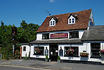 The Bishop Blaize Pub in Romsey, Hampshire, England