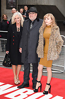 Ray Winstone, Elaine Winstone &amp; Ellie Rae Winstone at the Jawbone UK film premiere at the BFI Southbank in London, UK. <br /> 08 May  2017<br /> Picture: Steve Vas/Featureflash/SilverHub 0208 004 5359 sales@silverhubmedia.com