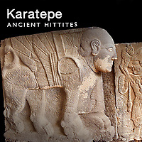 Pictures of Karatepe Aslantas Hittite Art Sculptures.
