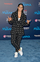 "HOLLYWOOD, CA - NOVEMBER 14: Lilly Singh attends the AFI FEST 2016 Presented By Audi - Premiere Of Disney's ""Moana"" at the El Capitan Theatre in Hollywood, California on November 14, 2016. Credit: Koi Sojer/Snap'N U Photos/MediaPunch"
