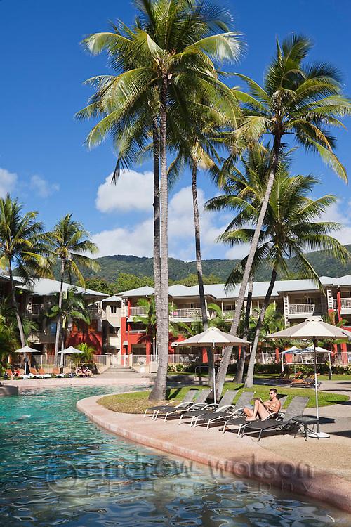 Mantra Amphora Resort.  Palm Cove, Cairns, Queensland, Australia