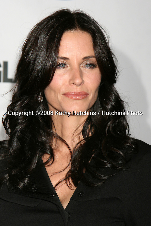 "Courteney Cox  arriving at the ""Glamour Reel Moments"" Premieres of a Series of Short Films Written & Directed by Women in Hollywood at the Director's Guild Theater in Los Angeles, CA.October 14, 2008.©2008 Kathy Hutchins / Hutchins Photo...                ."