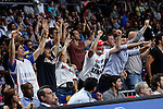 Serbia´s supporters during FIBA Basketball World Cup Spain 2014 final match between United States and Serbia at `Palacio de los deportes´ stadium in Madrid, Spain. September 14, 2014. (ALTERPHOTOSVictor Blanco)