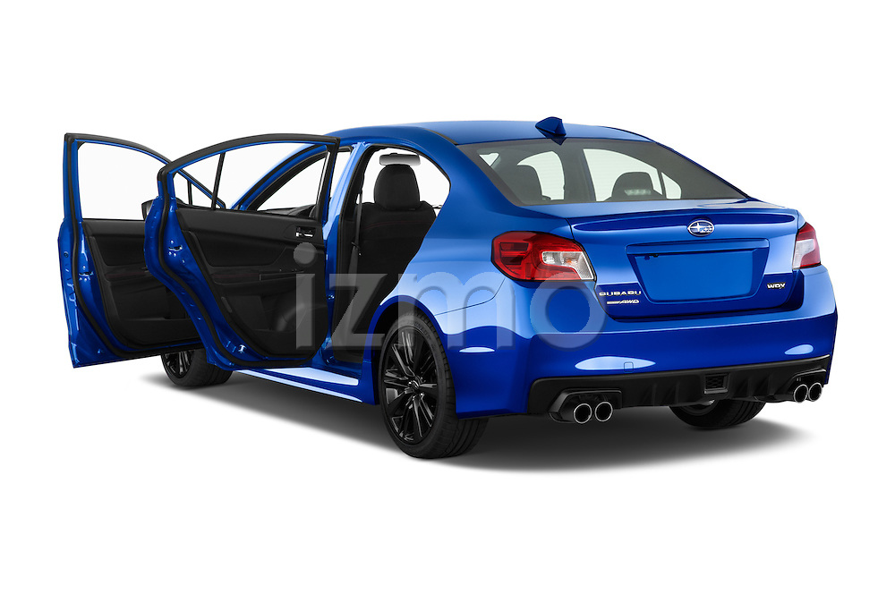 Car images of 2017 Subaru WRX 2 4 Door Sedan Doors