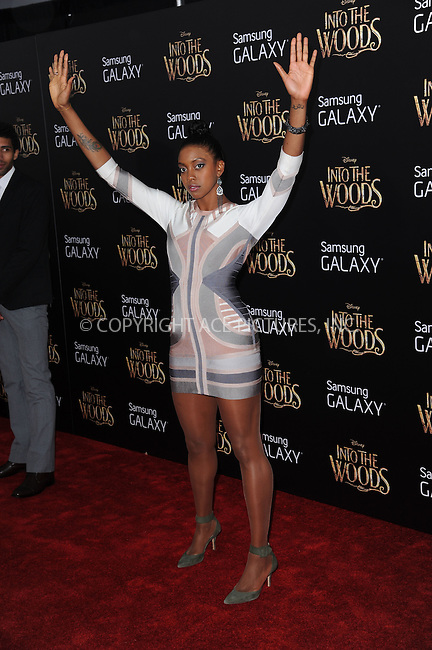 WWW.ACEPIXS.COM<br /> December 8, 2014 New York City<br /> <br /> Condola Rashad attending the World Premiere of 'Into the Woods' at the Ziegfeld Theatre on December 8, 2014 in New York City.<br /> <br /> Please byline: Kristin Callahan/AcePictures<br /> <br /> Tel: (212) 243 8787 or (646) 769 0430<br /> e-mail: info@acepixs.com<br /> web: http://www.acepixs.com