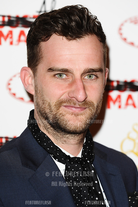 """Mark Stobbart arives for the """"Almost Married"""" Gala Screening at the Mayfair Hotel, London. 26/03/2014 Picture by: Steve Vas / Featureflash"""