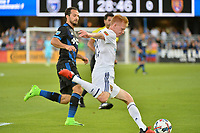 San Jose, CA - Saturday June 24, 2017: Justen Glad during a Major League Soccer (MLS) match between the San Jose Earthquakes and Real Salt Lake at Avaya Stadium.