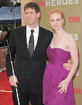 Deborah Ann Woll and boyfriend attends CNN Heroes - An Allstar Tribute held at The Shrine Auditorium in Los Angeles, California on December 11,2011                                                                               © 2011 DVS / Hollywood Press Agency