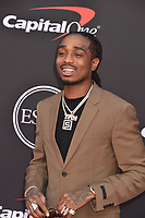 LOS ANGELES, USA. July 10, 2019: Quavo at the 2019 ESPY Awards at the Microsoft Theatre LA Live.<br /> Picture: Paul Smith/Featureflash