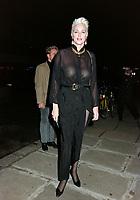 ARCHIVE: LONDON, UK: c. 1988: Actress Brigitte Nielsen in London.<br /> File photo © Paul Smith/Featureflash