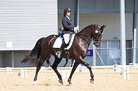 NZL-Kaye Ahsam (DANTE MH) 4TH-Hatton Horsefloats North Island Challenge Final: 2015 NZL-Bates NZ Dressage Championships, Manfeild Park - Feilding (Thursday 5 March) CREDIT: Libby Law COPYRIGHT: LIBBY LAW PHOTOGRAPHY