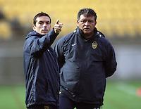 100722 Football - Boca Juniors Training