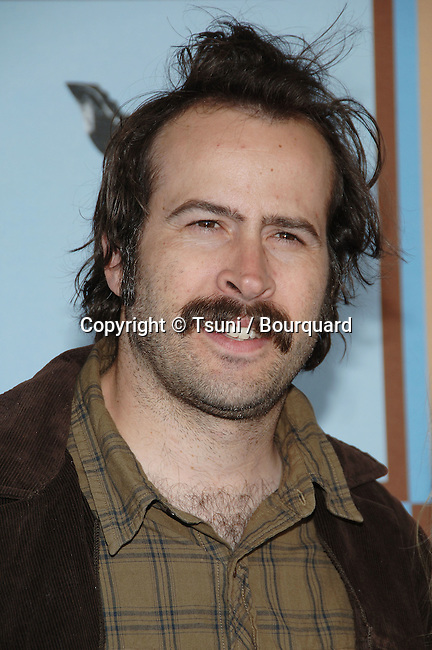 Jason Lee arriving at the 21th Independent Spirit Awards on Santa Monica Beach  in Los Angeles March 4th, 2006.