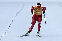 31st December 2019; Dobbiaco, Toblach, South Tyrol, Italy;  FIS Tour de Ski - Cross Country Ski World Cup 2019  in Dobbiaco, Toblach, on December 31, 2019; Natalia Nepryaeva of Russia in the Womens individual 10km