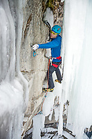 Gordon McArthur on El Matador M12, Bull River, Canada