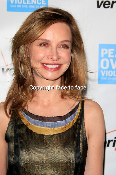 Calista Flockhart at the 41st Annual Peace Over Violence Humanitarian Awards held at Beverly Hills Hotel, Beverly Hills, California, 26.10.2012...Credit: Martin Smith/face to face