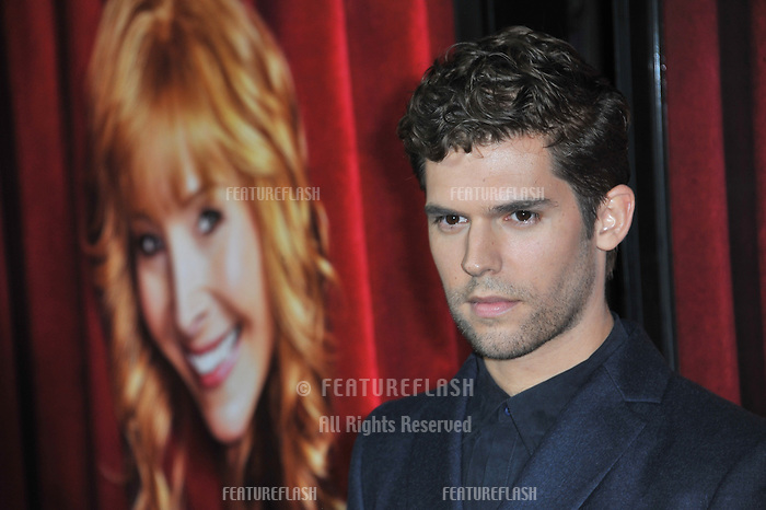"Vanya Asher at the premiere of his HBO TV series ""The Comeback"" at the El Capitan Theatre, Hollywood.<br /> November 5, 2014  Los Angeles, CA<br /> Picture: Paul Smith / Featureflash"