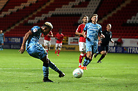 Junior Mondal of Forest Green Rovers goes close during Charlton Athletic vs Forest Green Rovers, Caraboa Cup Football at The Valley on 13th August 2019