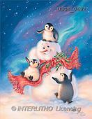 Dona Gelsinger, CHRISTMAS SANTA, SNOWMAN, classical, paintings(USGE0602,#X#) Weihnachtsmänner, Papá Noel, Weihnachten, Navidad, illustrations, pinturas klassisch, clásico