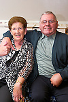 Michael and Kathleen Casey Killorglin celebrated their 50th wedding anniversary with their family and friends in the Killorglin Golf clubhouse on Saturday nigh