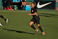 Portland, OR - Sunday March 11, 2018: Meg Morris during a National Women's Soccer League (NWSL) pre season match between the Portland Thorns FC and the Chicago Red Stars at Merlo Field.