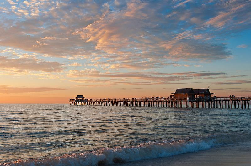 Naples Pier<br /> Naples, Florida