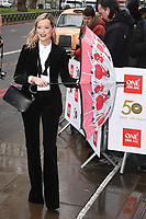 LONDON, UK. March 12, 2019: Laura Whitmore arriving for the TRIC Awards 2019 at the Grosvenor House Hotel, London.<br /> Picture: Steve Vas/Featureflash