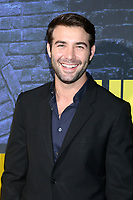 LOS ANGELES - OCT 14:  James Wolk at the HBO's Watchman Premiere Screening at the Cinerama Dome on October 14, 2019 in Los Angeles, CA