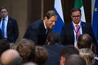 Denis Manturov (Minister of Industry and Trade of the Russian Federation). <br />