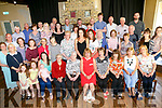 Cahillane World Reunion at the Ashe Hotel on Saturday