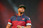 Disiz french Rapper during the Brussels Summer Festival, 19 aout 2015, Brussels, Belgium