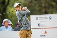 Chase Koepka (USA) during the 1st round of the BMW SA Open hosted by the City of Ekurhulemi, Gauteng, South Africa. 11/01/2018<br /> Picture: Golffile | Tyrone Winfield<br /> <br /> <br /> All photo usage must carry mandatory copyright credit (&copy; Golffile | Tyrone Winfield)
