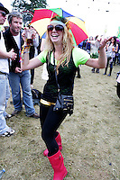 5/9/10 Danijela Stajanovic at Electric Picnic in Stradbally, Co Laois. Picture:Arthur Carron/Collins