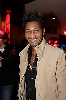 Angelo Cadet at the<br /> Official Opening of Pinokkio Club on De Maisonneuve and Crescent in downtown Montreal.<br /> <br /> Ouverture Officielle du Club Pinokkio, 1320 de Maisonneuve Ouest, pres de la rue Crescent.<br /> <br /> photo :  Images Distribution