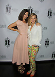One Life To Live Florencia Lozano and Gina Tognoni - Marcia Tovsky throws her annual party on May 9, 2013 with actors from One Life To Live and As The World for a get together at Noir in New York City, New York. (Photo by Sue Coflin/Max Photos)