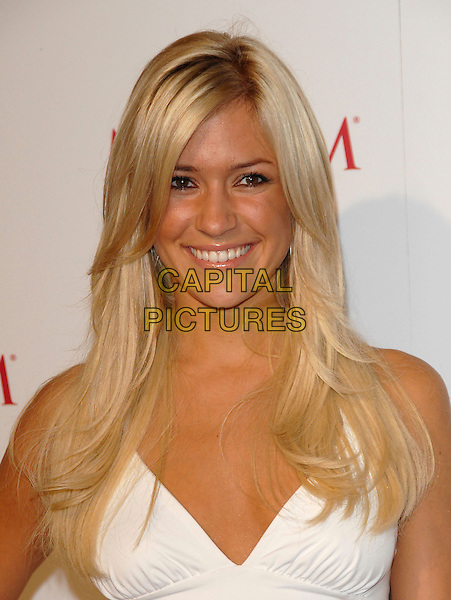 KRISTIN CAVALLERI.The Maxim Magazine X Games After Party held at Privilege in West Hollywood , California, USA..August 3rd, 2006.Ref: DVS.headshot portrait .www.capitalpictures.com.sales@capitalpictures.com.©Debbie VanStory/Capital Pictures