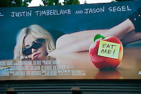 Cameron Diaz, Movie Poster, Billboard