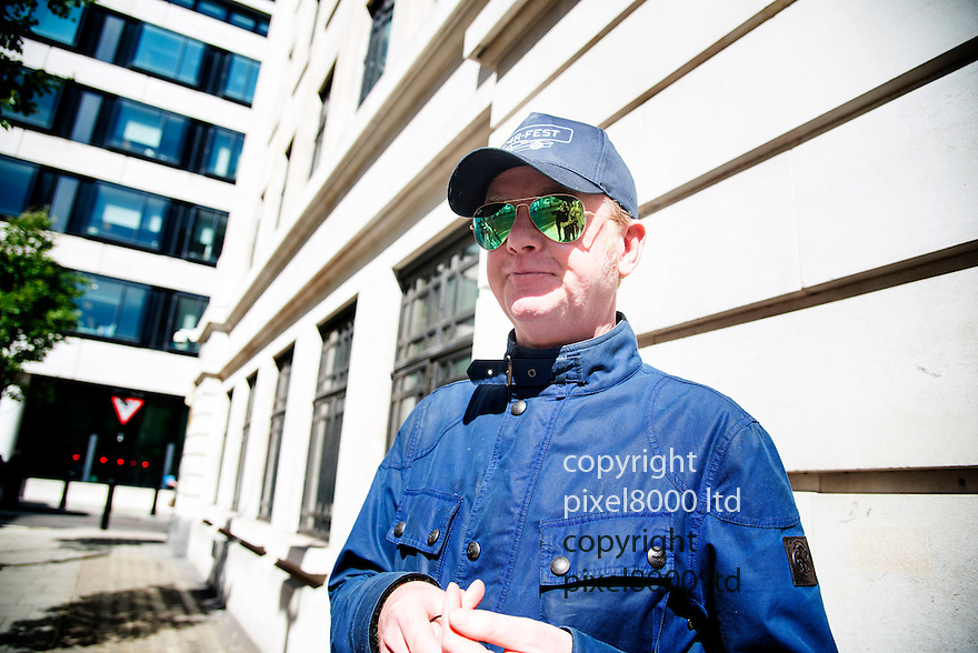 Pic shows: Chris Evans -  sacked Top Gear presenter. at BBC Radio studios in Central London<br /> <br /> <br /> <br /> Pic by Gavin Rodgers/Pixel 8000 Ltd