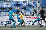 Juniors U-12 Plate Final. 傑志 Kitchee vs BFA during the Juniors of the HKFC Citi Soccer Sevens on 21 May 2016 in the Hong Kong Footbal Club, Hong Kong, China. Photo by Li Man Yuen / Power Sport Images