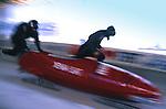Bob, disciplina Olimpica invernale. Bobsleigh, winter olympic discipline.