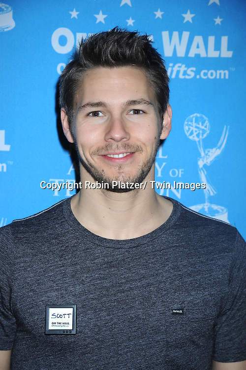 Scott Clifton attending The Gifting Suite for the Daytime Emmy Awards on June 19, 2011 at The Las Vegas Hilton in Las Vegas, Nevada. Off The Wall  Productions produced the Gifting Suite.