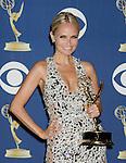 61st Primetime Emmy Awards-Press Room 9-20-09