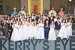 Students from Gaelscoil Mhic Easmainn pictured at their First Holy Communion in St Brendan's Church, Tralee on Saturday...................................................................................................................................................................................................................................................................................................................... ............