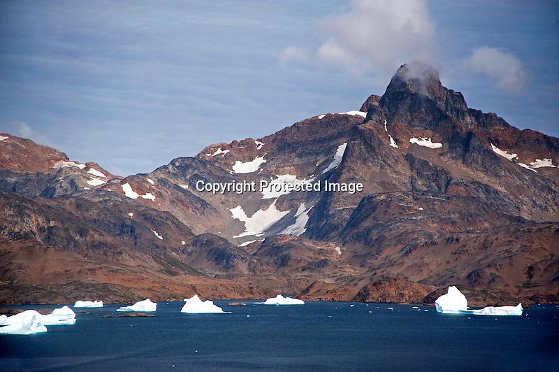 Tasiilaq Bay Greenland