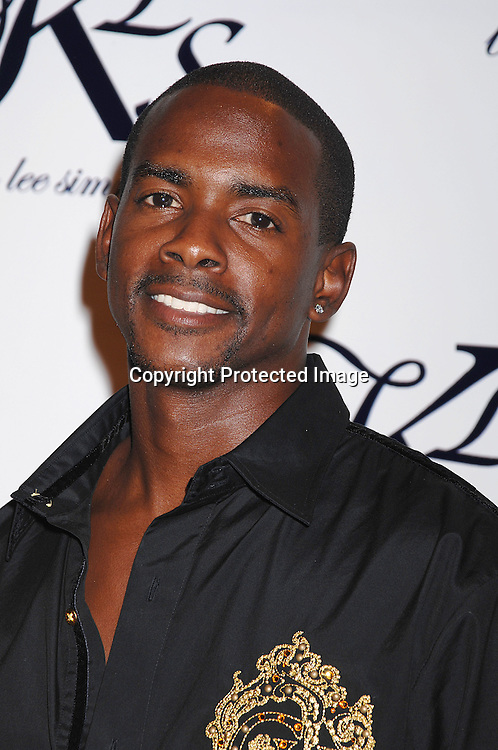 Keith Robinson..arriving at the after party for The Baby Phat Spring 2008 ..Fashion show on September 7, 2007 at Guastavinos in ..New York City. ..Photo by Robin Platzer, Twin Images....212-935-0770