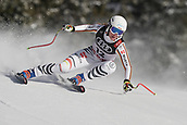 10th February 2019, Are, Sweden; Alpine skiing: Combination, ladies: downhill; Michaela Wenig from Germany on her run