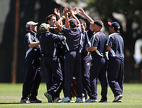 130127 Cricket - Wellington Club One-Day Final
