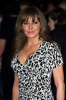 Carol Vorderman attends the 2014 British Academy Games Awards at Tobacco Dock, London.  12/03/2014 Picture by: Dave Norton / Featureflash